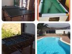 Games & pool