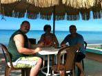 Walk to delicious authentic Puerto Rican Seafood Restaurants!