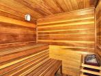 Two Saunas (women's)