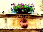 i caratteristici balconi