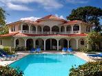 Villa personal swimming pool