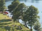 Klopeiner Lake