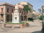 Piazza Eleonora d'Arborea, Oristano