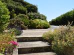 2 The Granary holiday cottage in Brighstone - peaceful location