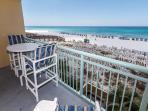 Relax with the amazing view of the Gulf of Mexico.
