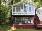 Sun Porch and Deck