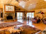 The Main Lodge at Meemo's Farm ~ Catered Facility