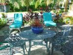 Garden seatings