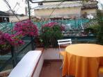 terrazza  in Sommer