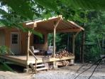 Cabin Creek Hide-Away (Letchworth Park)