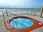 Gulf View Hot Tub