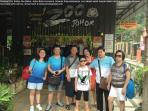 Thank you Johanes's family from Bandung, Indonesia visit Zoo Johor