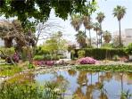 Plenty of gardens in secure urbanisation