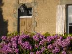 La Maison Manoir Holiday in Brittany Meneac: May in Bloom