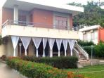 The Villa. Two separate dwellings / apartments.