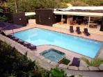 Enjoy the heated swimming pool and spa, as well as the sauna, day spa, gymnasium…