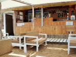 Beach bar THEA