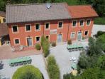 Villa Delizia - A wonder in Tuscany