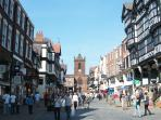 Chester is one of the UK's foremost heritage cities with so much to experience!