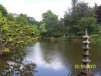 The Japanese gardens at Maulevrier