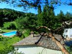 Bird´s eye view of Countryhouse Agriturismo L´Ariete
