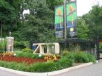 The National Zoo -11 Minutes Away