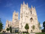 The National Cathedral -10 Minutes Away