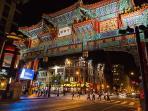 China Town -10 Minutes Away