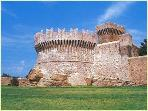 a few minutes from the Agricamping... history: the Castle of Populonia