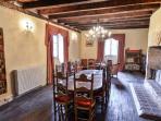 Le Castellou gite - Dining room