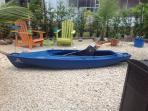 Kayaks for rent $25.