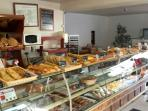 One of the 2 boulangerie - 3 mins walk from the house