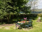 Fabulous scenery surrounding the grounds to enjoy
