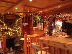 Dalavich shop and cafe Xmas 2014