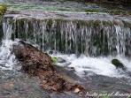 Río Queiles a su paso por Moncayo, monte cercano a Tudela
