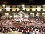 Fiestas de Tudela: Típica Revoltosa, espectacular baile nocturno.