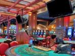 25 mins away Mountain Casinos-Best Seafood Crab Buffets--Great Deserts--Lots of great restaurants!