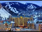 Westin  2 Bdrm sleeps 8, Full Kitchen, Ski in/out