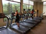 Award winning 22,000 sq ft Riverfront Health Club