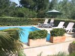 swimming pool view 1