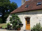 Farmhouse Kitchen door