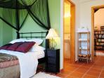 Calming and relaxing double ensuite room