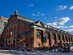 Explore the historic St. Lawrence Market, Vote #1 Market in the World, Just a 15 minute Walk Away!