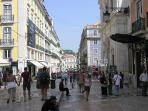 Chiado - Lisbon downtown