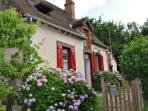 Holiday cottage near Creuse valley (pas-et-loire)