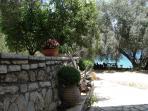 The around area of Villa Galanos!