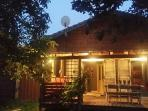 Beautiful evenings with sunset on your terrace in a silence countryside with the voice off owls