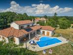 Arton Villa with pool in the heart of Istria