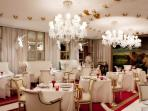 Dine in unique style. Only at the Faena Hotel
