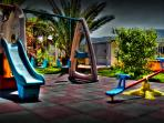 The playground